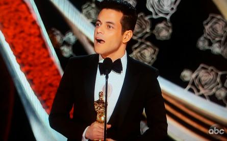 Oscars 2019, Rami Malek