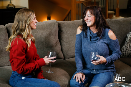 The Bachelor 2019 week 7, Hannah B. and Colton's mom