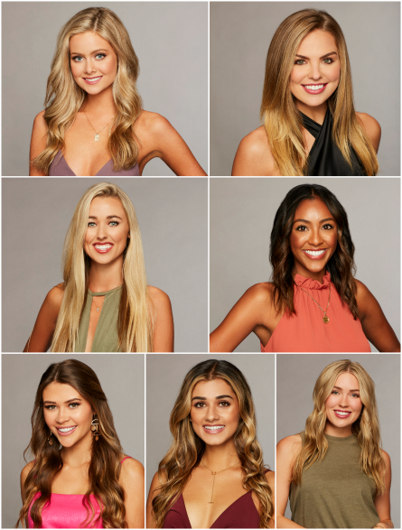 Bachelor 2019 week 6, women left