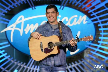 American Idol 2019 premiere, Tyler Mitchell