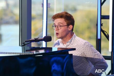 American Idol 2019 premiere, Walker Burroughs