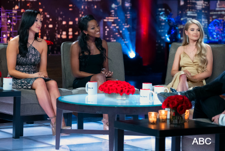 The Bachelor 23 finale Tuesday, Sydney, Onyeka, Demi