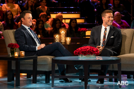 Bachelor 23 Women Tell All, Chris Harrison, Colton Underwood