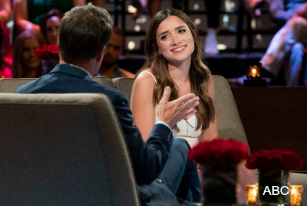 Bachelor 23 Women Tell All, Chris Harrison, Nicole