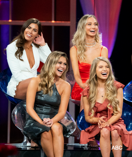 Bachelor Women Tell All season 23 women