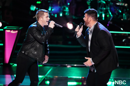 The Voice 16 Battles week 1, Gyth Rigdon vs. Rod Stokes