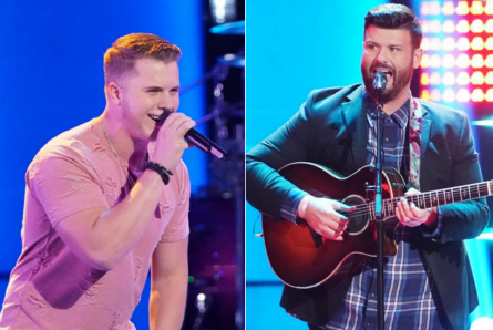 The Voice 16 Battles, Gyth Rigdon vs. Rod Stokes