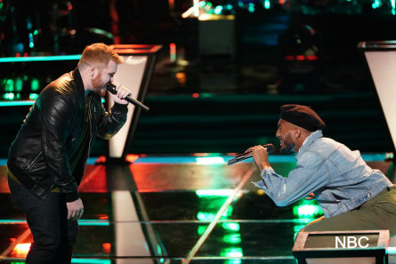 The Voice Battles 16 week 1, Trey Rose vs. Domenic Haynes