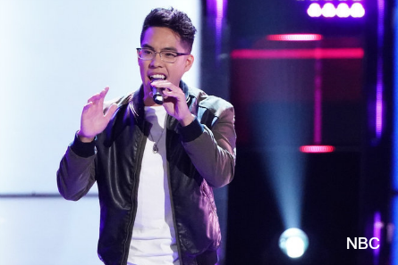 The Voice 16 blind auditions week 2, Jej vinson