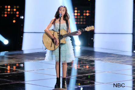 Voice 16 Blinds week 3, Mikaela Astel