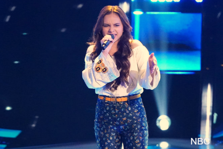 Voice 16 blind auditions week 4, Kayslin Victoria