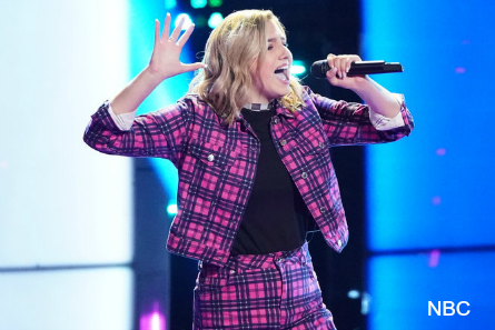 Voice 16 blind auditions week 4, Presley Tennant