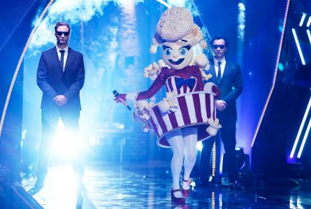 Masked Singer 4, Popcorn