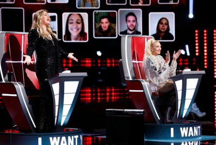 The Voice 19 virtual audience